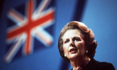 1989 - Margaret Thatcher
