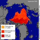 2009-04 Ice Mass Loss