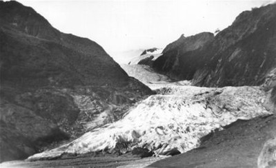 New Zealand Franz Josef 1951