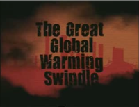 The Great Global Warming Swindle