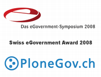 Swiss eGovernment Award