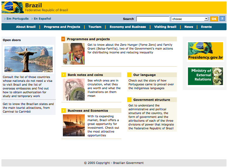 Government of Brazil